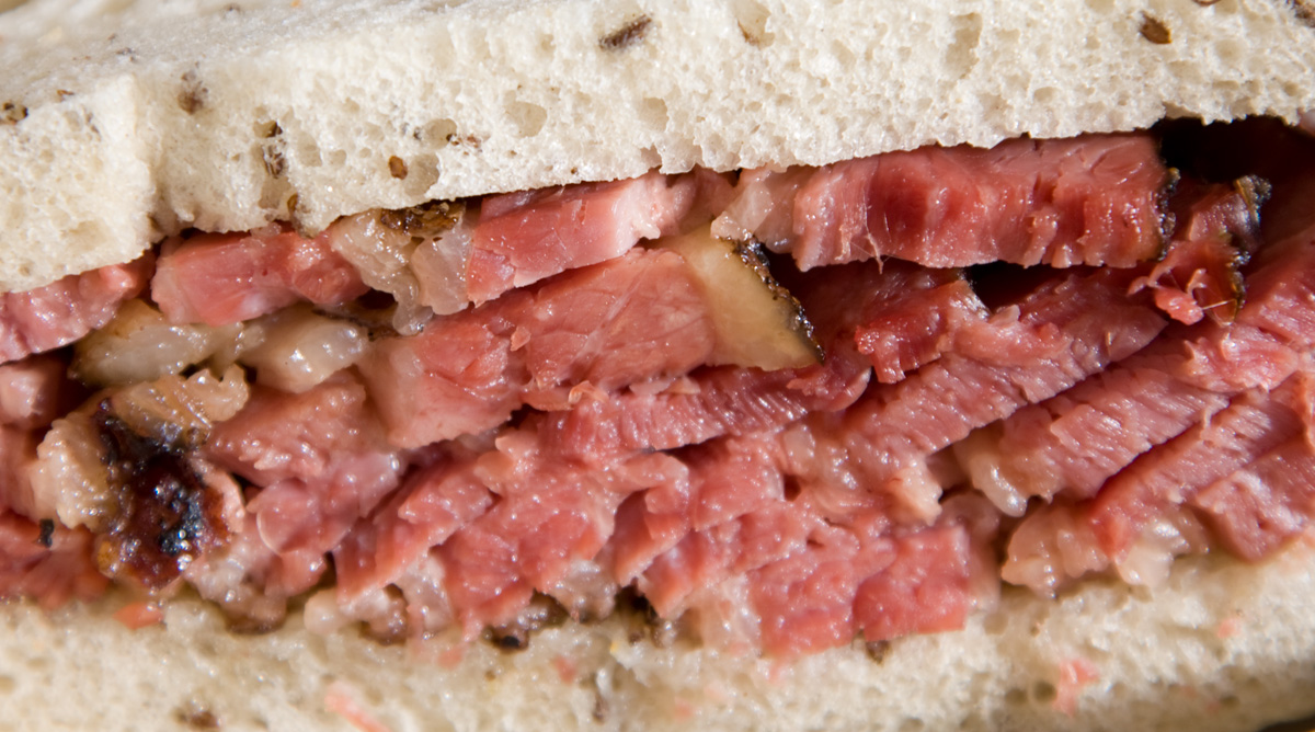 The World's Best Pastrami