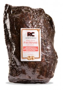 RC Ready-to-Eat New York Style Pastrami